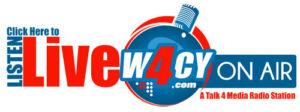 Listen Live on W4CY Radio